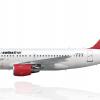 swissliner | Airbus A318 | City of Geneva