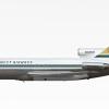 TransWest Airways | Boeing 727-100 | 1965-1983
