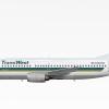 TransWest Airways | Boeing 737-300 | 1983-2005