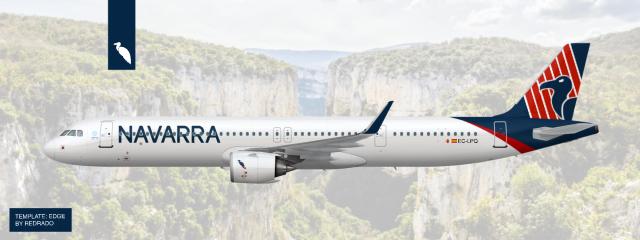 NAVARRA AIR A321 NEO