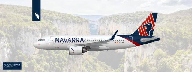 NAVARRA AIR A319 NEO