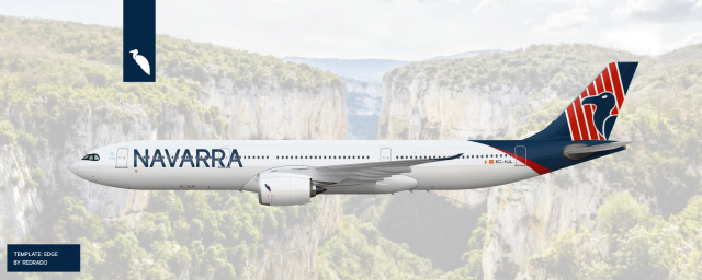 NAVARRA AIR A330-900 NEO