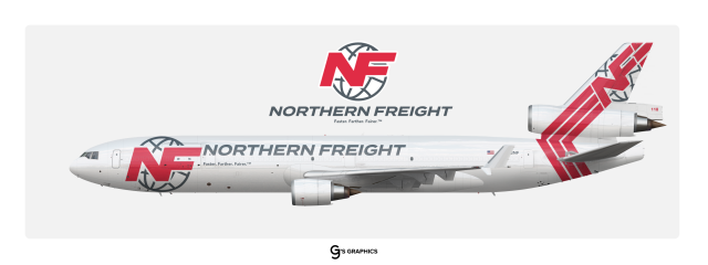 Northern Freight MD11CF