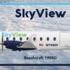 SkyView Beechcraft 1900D