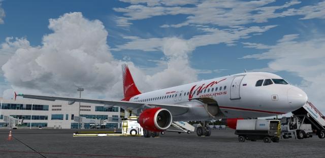 A319 VIM Avia