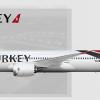 Air Turkey Boeing 787-9