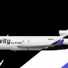 """Antigravity """"Scijet"""" Boeing 727"""
