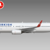 Turkish Airlines Boeing 737-8F2NG - In Memory Of TK 1951