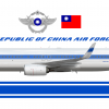 Republic of China Air Force (Taiwan) Boeing 737-8AR