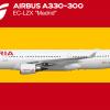 Iberia Líneas Aéreas de España Airbus A330-300