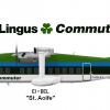 Aer Lingus Commuter Shorts SD360-100