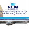 KLM Royal Dutch Airlines McDonnell Douglas DC-10-30