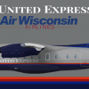 United Express (Operated by Air Wisconsin) Dornier Do-328-110