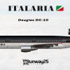 Douglas DC 10 30 Italaria