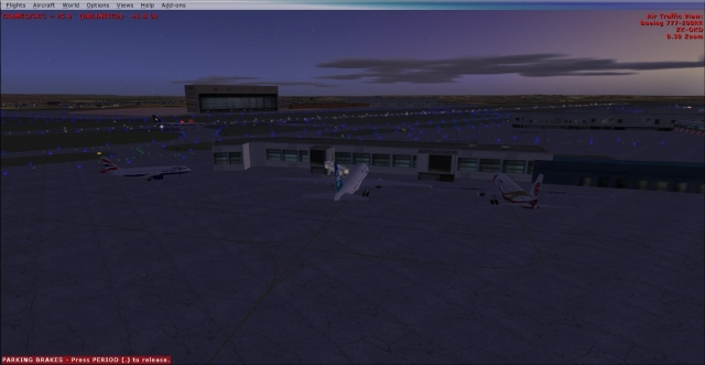 Intel HD 4000 is the best graphics card  - Fsx Ai fail - Gallery