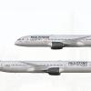 2013-present | Paulistano B787-8 (PP-UTA) and B787-9 (PP-EIX)