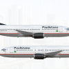 1994-2013 | Paulistano B737-300 (PP-NMZ) and B737-400 (PP-NOR)