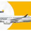 Sunchaser | Airbus A220-100 | N661SC | 2008-present