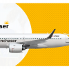 Sunchaser | Airbus A319neo | N795SC | 2008-present