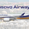 Kosovo Airways | Airbus A220-300 | Z6-NEW | 2018-present