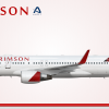 Air Crimson Boeing 757-200