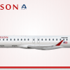 Air Crimson Airlink (Shelby Airlines) Bombardier CRJ-900