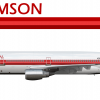 Air Crimson Douglas DC-10-40