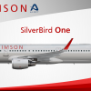 Air Crimson Airbus A321 (SilverBird One)