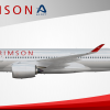 Air Crimson Airbus A350-900