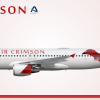 Air Crimson Airbus A320-200