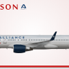 Air Crimson Boeing 757-200 (Aloft Alliance)