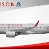 Air Crimson Airbus A320neo