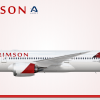 Air Crimson Boeing 787-9