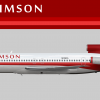 Air Crimson Boeing 727-200