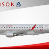 Air Crimson Airlink (Falcon Airlines) Embraer E175