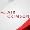 Air Crimson 2020 Welcome Placard