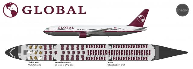 Boeing 767-300ER | 1997
