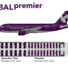 Global Premier A319 | 1999