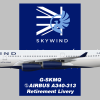 Skywind A340-300 Retirement