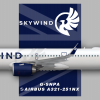 Skywind A321neo