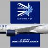 Skywind B777 200LR