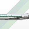 Germania - Sud Aviation SE-210 Caravelle 10R