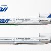 BAL Bashkirian Airlines - Tupolev Tu-154M