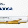 Lufthansa - Boeing 737-230/Adv