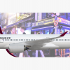 Hongkong Airways | Airbus A350-900 | B-HXE