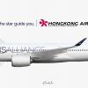 Hongkong Airways | Airbus A350-900 | B-HXG