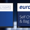 EuroJet Airport Information Displays - Check-In/Bag Drop Counters