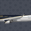 Alsama Airlines (السماء) | Airbus A320-200