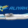 Aliyah Airlines (עליה)   ATR 72-600