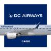 DC Airways | Airbus A320